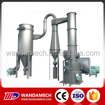 XSG series high speed rotating flash evaporation dryer