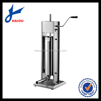 10L hot selling hand operate sausage stuffer filler