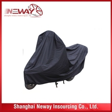 New Arrival Supreme Quality foldable waterproof motorcycle cover