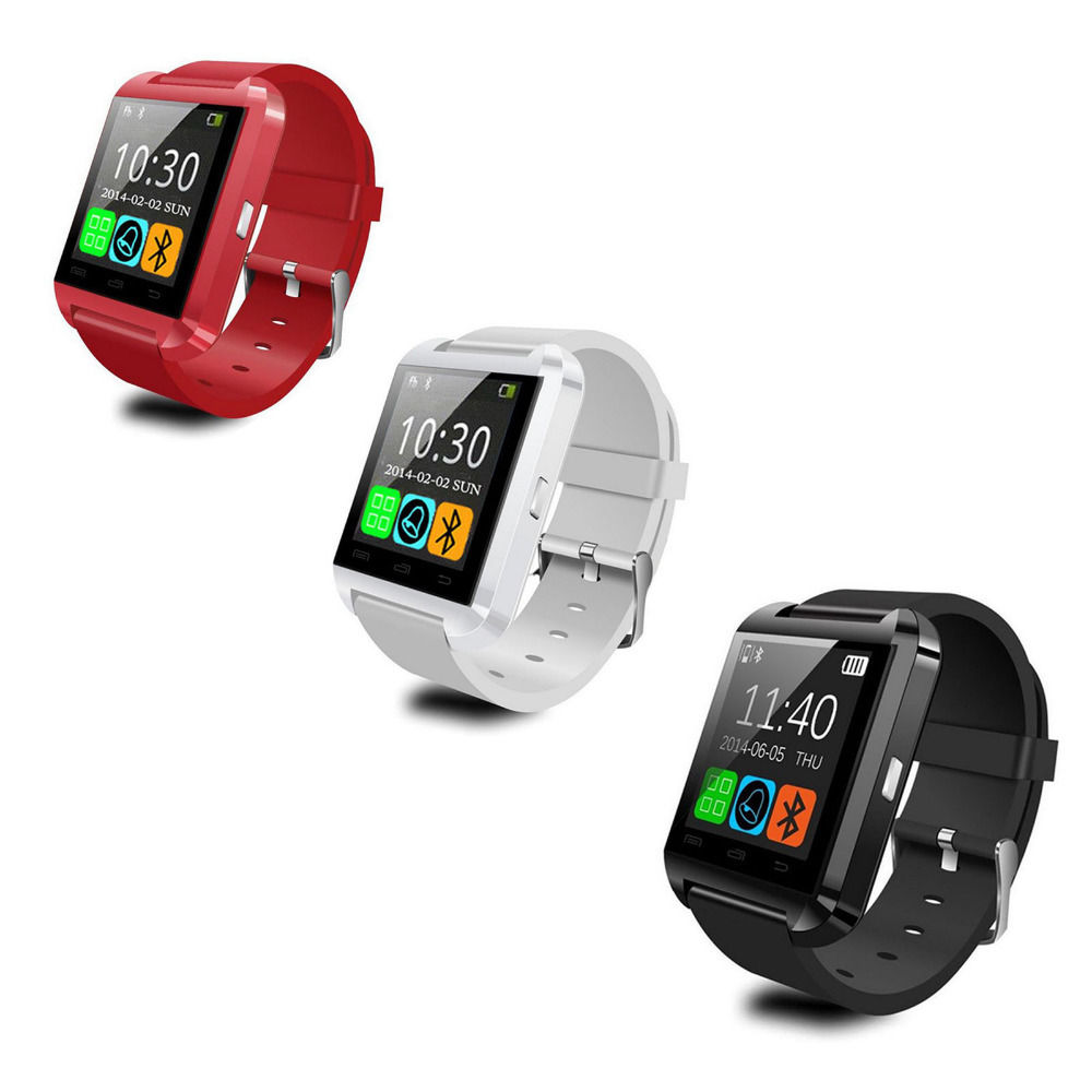 Hottest sale Multi-function bluetooth phone smart watch with good price