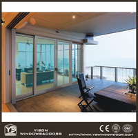 Top Manufacture Balcony Sliding Glass Door