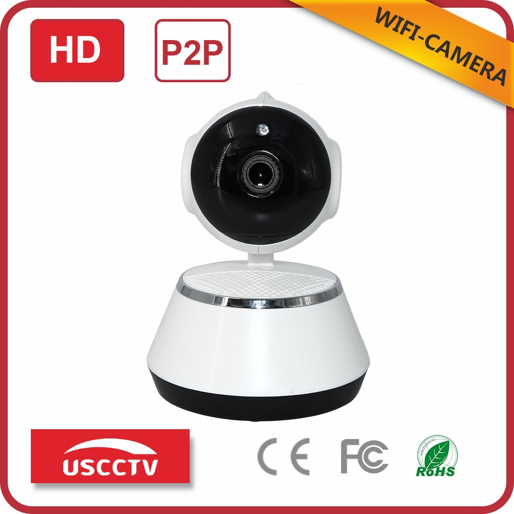 usc WIFI ip camera Smart Baby Monitor P2P wireless waterproof 2 way Audio cctv Camera