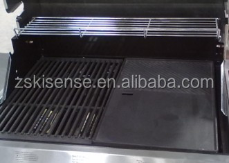 New product CE approval hot sale professional bbq gas grill