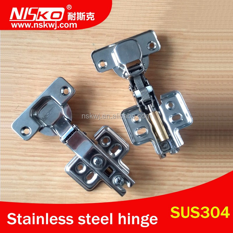soft closing conceal hinge, ss cabinet hinge, kitchen accessories