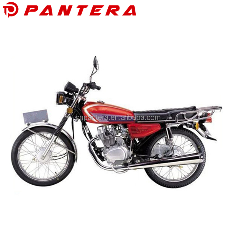 New Condition 125cc Speedometer Motorcycle Hot-selling Cheap Street Bike For Sale