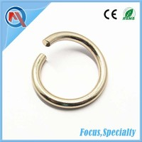 Wholesale 32mm Large Metal Colored Jump Rings