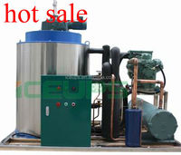 2tn/24hr Cheap flake ice making Machine with Bitzer Compressor(China factory) for sale
