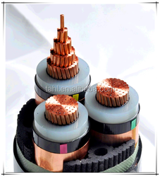 110KV High Voltage Power Cable XLPE China wholesale custom price high voltage power cable