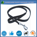 durable nylonblack dog leash with a new design and fashinable