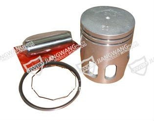 motorcycle piston with pin and ring for JOG 50