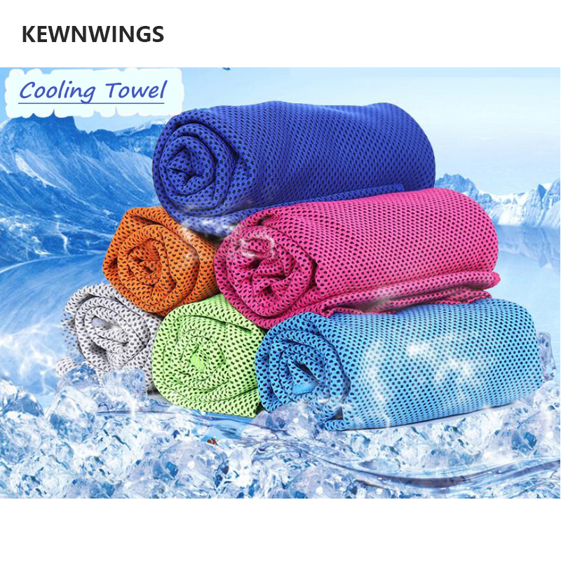 Microfiber Instant Cooling Towel for Sports And Travel