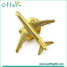 A320 3D Aircraft Airplane Metal Lapel Pin