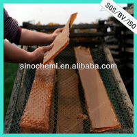 organic cow skin and pig bone jelly brown gelatin for food additives and cosmetics industry