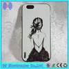 China Supplier Wholesale Armor 2 In 1 IMD Animal Sex Girl Mobile Phone Case For HTC One M8