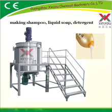 500L detergent mixing machine,production line,processing equipment
