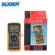 Suoer High Quality Digital Multimeter