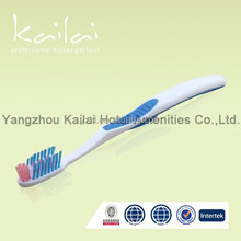 tooth brush dental care kit oral cleaning toothbrush hotel/Oral Hygiene Toothbrush With PE Bag Package