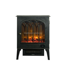 Directly sale excellent quality insert style deco flame electric fireplaces
