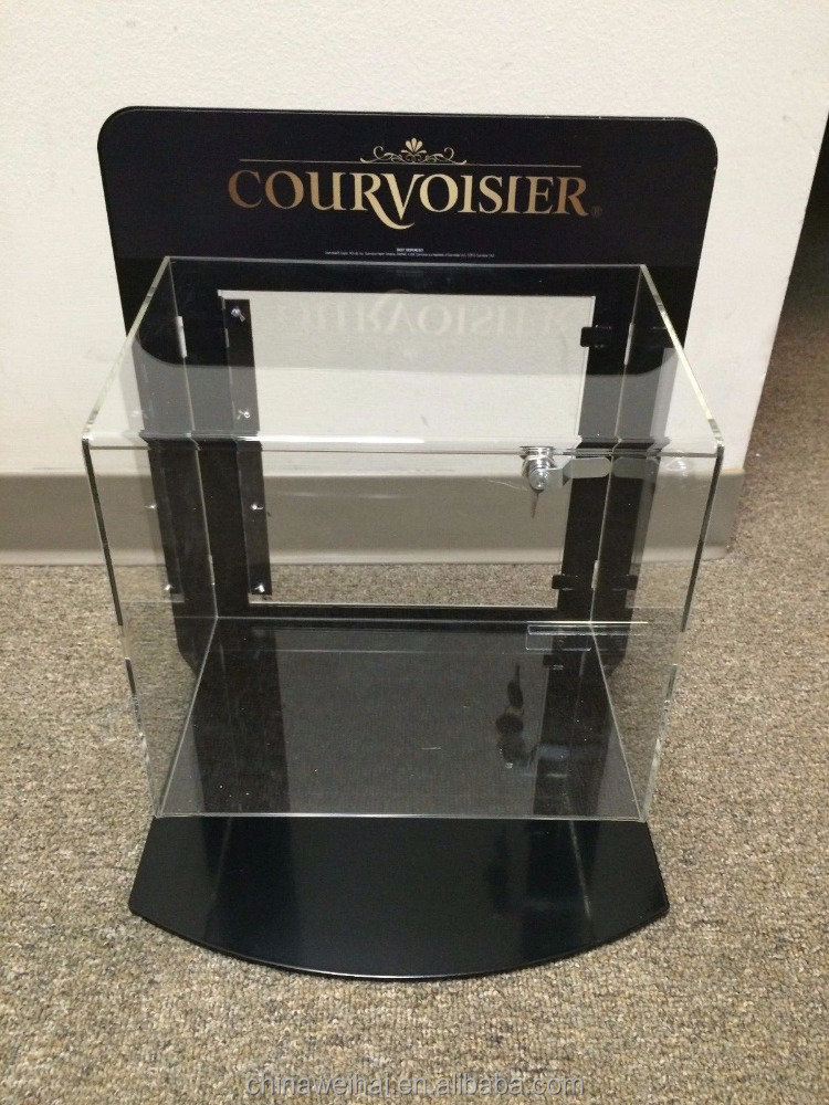 Display Case Lock & Key Counter Top Collectibles Jewelry Display Case Brand NEW