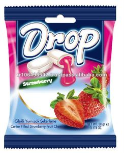 DROPCENTER FILLED SOFT CANDY