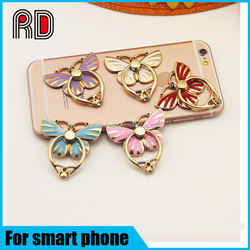 Butterfly Finger Grip Phone Holder Universal Phone Kickstand Ring for iPhone 6 /for iPad mini /for Galaxy