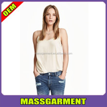 Custom Logo Promotional Cheap Tank Top