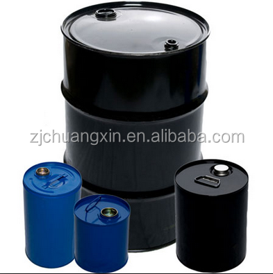 200L Steel drum bung and flange insert oil drum