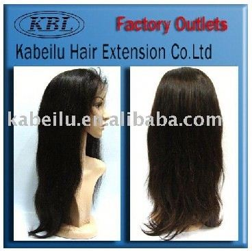 Kabeilu hair brazilian full lace wig,cheap synthetic wig for black women