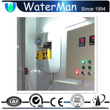 CE marked wall mounted waste water treatment plant