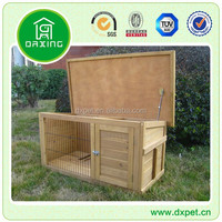 Rabbit Breeding Cages Hutches Houses DXR028