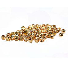 Hot sale jewelry accessories india brass beads for bracelets