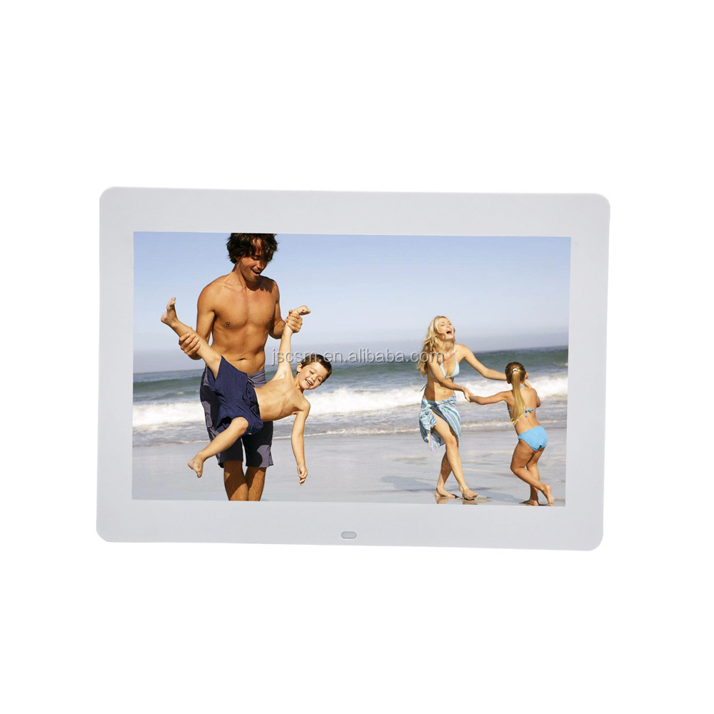 New design 12inch full sexy hd video download digital display screen for retail shelf advertising