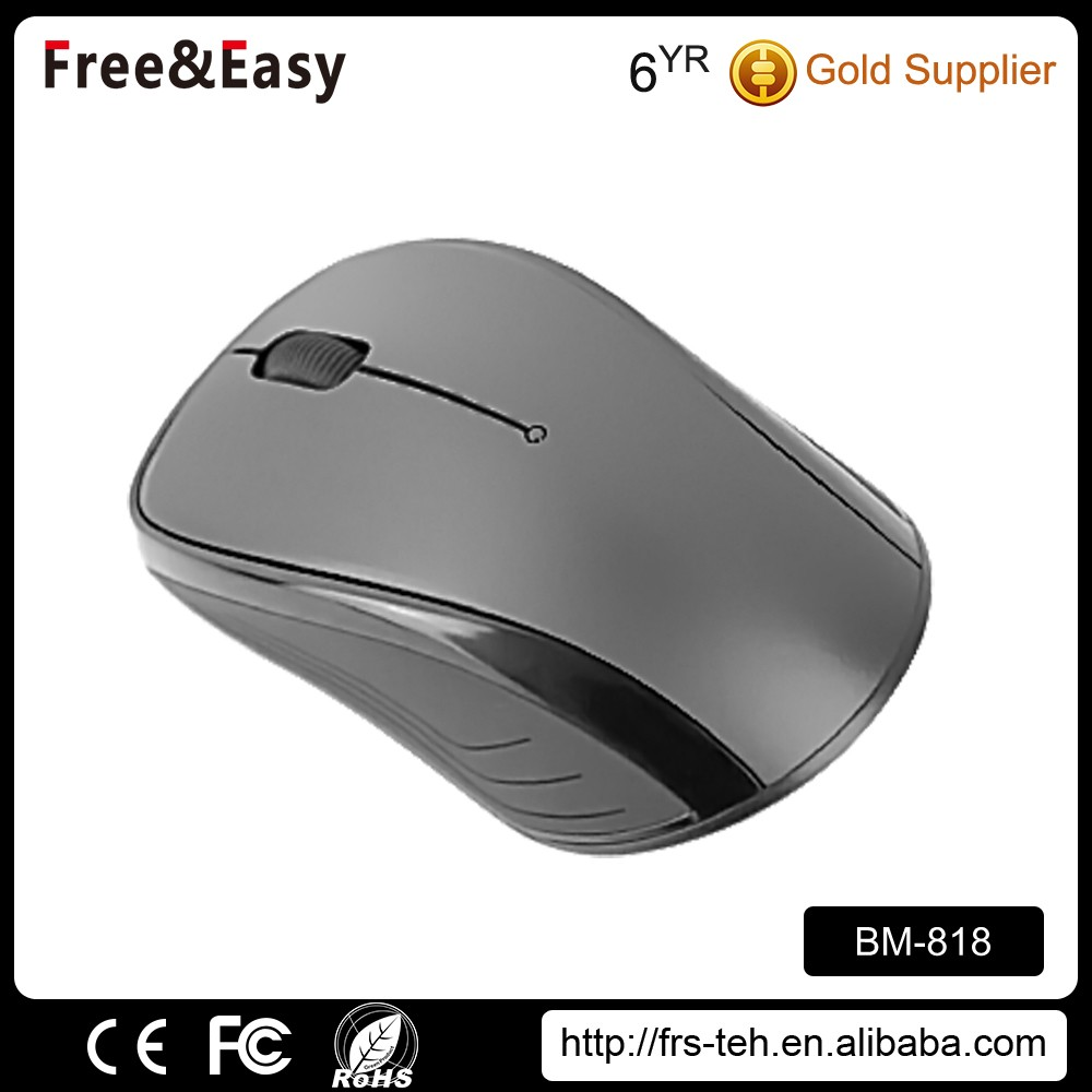 3D Fashional wireless bluetooth mouse