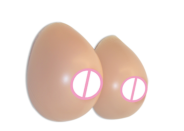 ONEFENG Crossdresser Fake Silicone Breast Forms for Men Shemale Artificial Breast Sexy Breast Enhancer