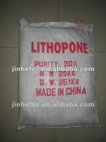 Lithopone B301 B311 (28%-30%) used in paint-making,printing ink