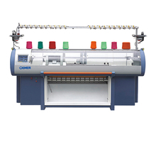 HK52 good sale computerized flat sweater knitting machine price for home