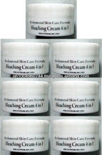 7 Professional Skin Care Formula 4 in 1 Bleaching Creams 10g ea