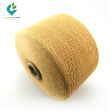 Cotton polyester mixed recycled yarn for scarf fabric curtain