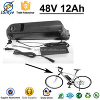 Wholesale Dolphin 48V 12Ah battery pack Dolphin 48V electric bike battery pack with Samsung Cell