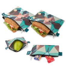 Reusable Sandwich and Snack Bag Sales On The Amazon