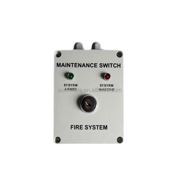 Fire Alarm Maintance Switch