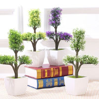 Artificial Plants - Artificial Bay Tree - Potted Artificial Bay Tree