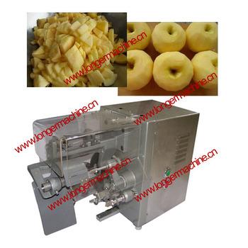 electric apple peeler and corer machine