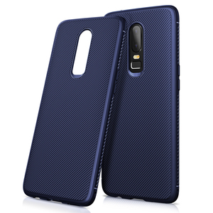 Oem Color Brightly Universal Silicone Phone Case For OnePlus 6