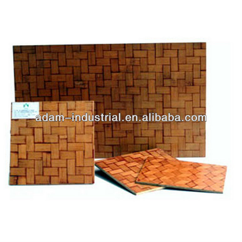 Good quality hollow brick bamboo pallets