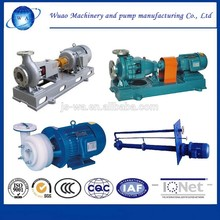 centrifugal Anti-corrosion mechanical seal chemical pump
