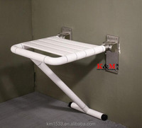 Hot Sale Anti-bacterial, Easy Clean Folding Shower Chair For Disabled & Bariatric