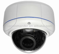 CCTV vandal proof dome amera case, camera housing with IP66 vandal proof IR dome camera 4inch cover,clear hard dome cover