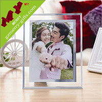 Wedding gifts picture frame glass wholesale