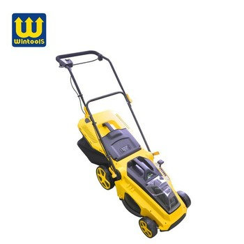 Wintools garden tools 36v li-ion battery lawn mower WT03041